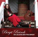 En julehilsen fra Birgit